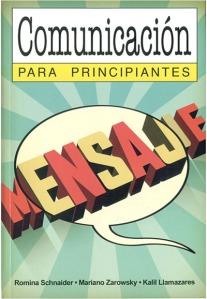 Portada de libro Para principiantes - COMUNICACION